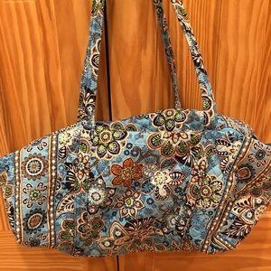 Vera Bradley luggage tote